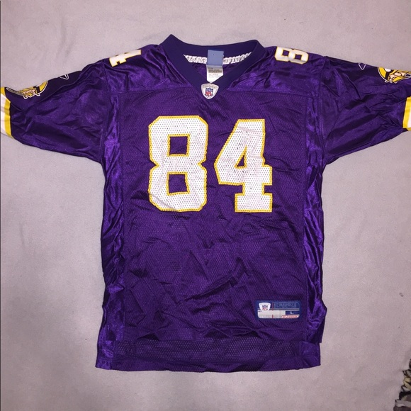b785a668 Moss NFL Minnesota Vikings Football Jersey